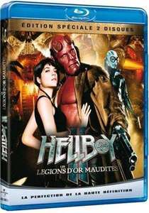 Blu-ray Hellboy II Les légions d'or maudites - Edition spéciale