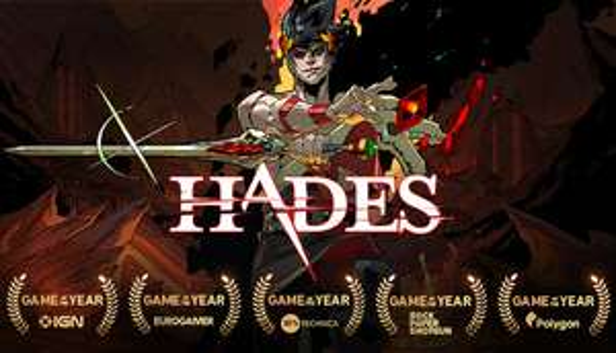 Hades sur PC (dématérialisé)