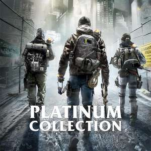 Platinum Bundle: 3 jeux PC parmi une sélection dont The Falconeer, Call of Cthulhu,Killing Floor 2, The Division... (Dématérialisés)