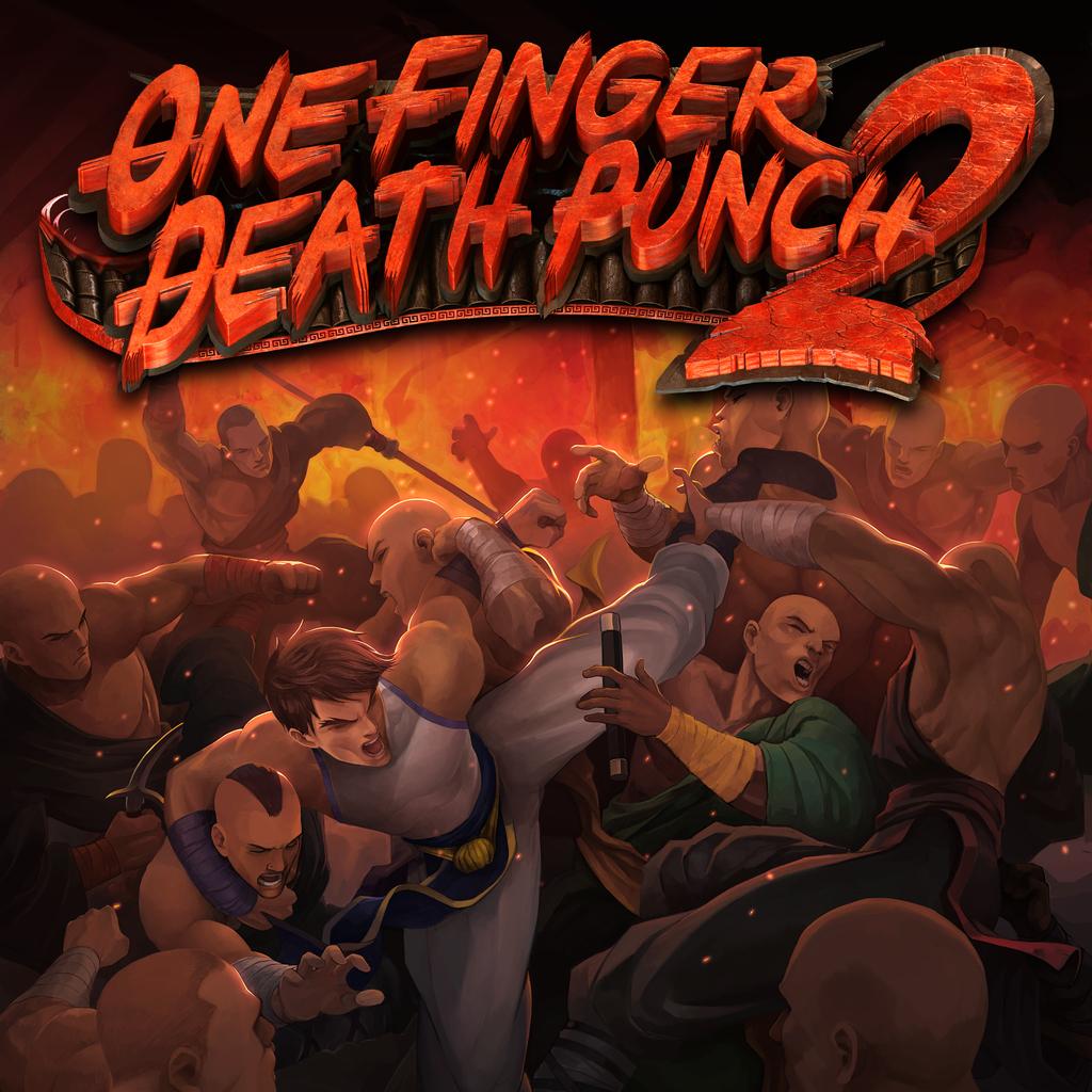 One Finger Death Punch 2 sur PC (dématérialisé)