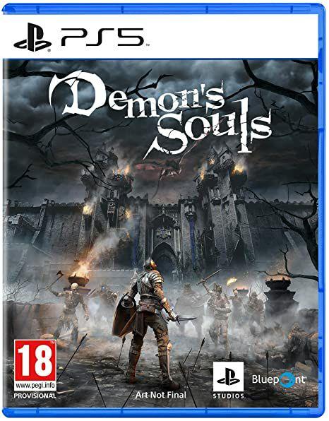 Demon's Souls sur PS5
