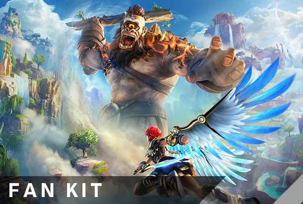 Armure emblématique Gratuite sur Immortals Fenyx Rising sur PC, Xbox et PS (Dématérialisé)