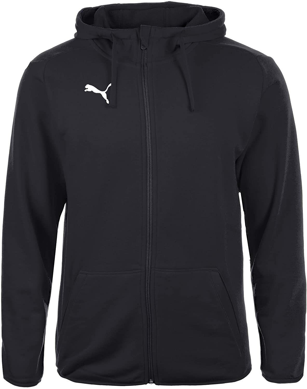 Sweat à capuche Puma Liga Casual Hoody Jacket pour Homme - Tailles S à L