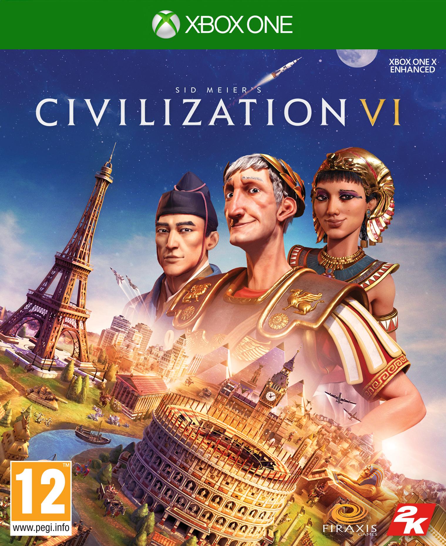 Sid Meier's Civilization VI sur Xbox One (Dématérialisé)