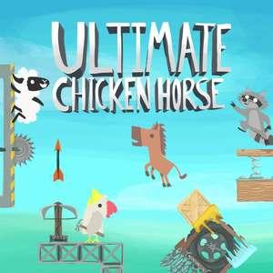 Ultimate Chicken Horse sur PC (Dématérialisé)