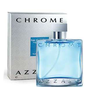 Eau de toilette Azzaro Chrome (50 ml)