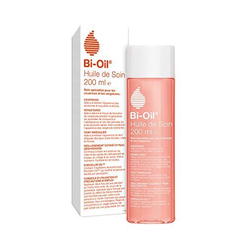 Huile Hydratante Bi-Oil - 200 ml, Cicatrices et Vergetures (Via abonnement - sans engagement)