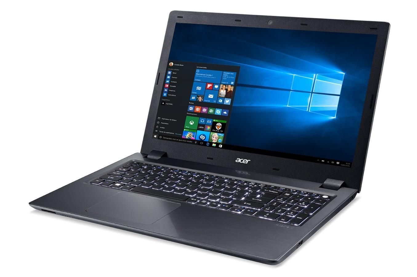 "PC Portable 15.6"" Acer Aspire V5-591G-56GL - HD,  i5-6300HQ 2,3 GHz, RAM 4 Go, HDD 1 To"