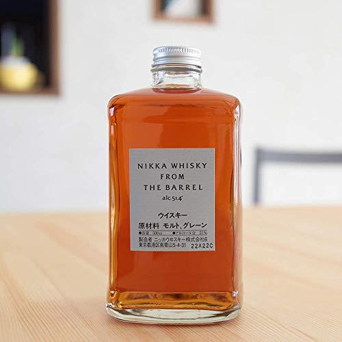 Bouteille de whisky japonais Nikka From the Barrel - 50 cl