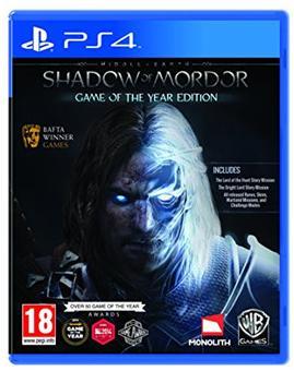 La Terre du Milieu : L'Ombre du Mordor GOTY sur PS4