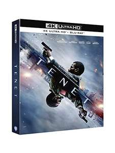 Blu-ray 4K UHD : Tenet
