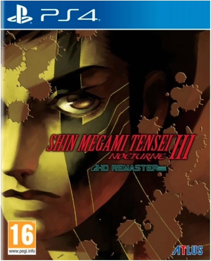 Précommande : Jeu Shin Megami Tensei III Nocturne HD sur PS4 ou Nintendo Switch