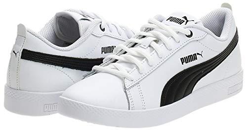 Baskets Puma Smash V2 Leather pour Femme - Taille 36 à 42.5