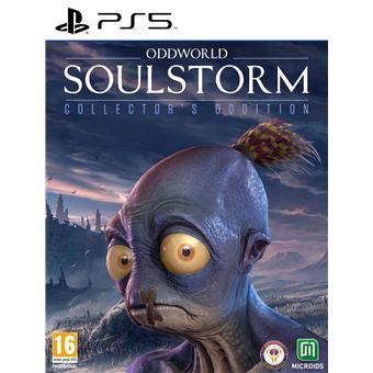 [Précommande] Oddworld Soulstorm Day One Edition sur PS5 (+5€ sur le compte Adhérent)