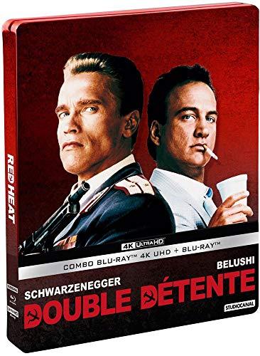Film Blu-Ray 4K Double détente - Édition boîtier SteelBook (4K Ultra HD + Blu-Ray)