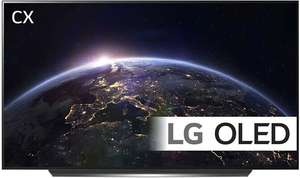 "TV 65"" LG OLED65CX6 - 4K UHD, OLED, Smart TV, Dolby Vision IQ"