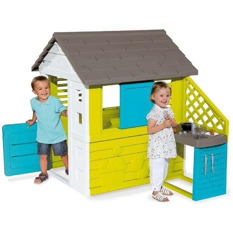 25% crédités sur la carte fidélité parmi une sélection de jouets Smoby - Ex : maison de jardin Pretty (via 31.25€ sur la carte)