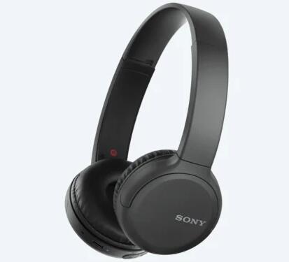 Casque bluetooth Sony WH-CH510 - USB-C, Autonomie 35h, Noir