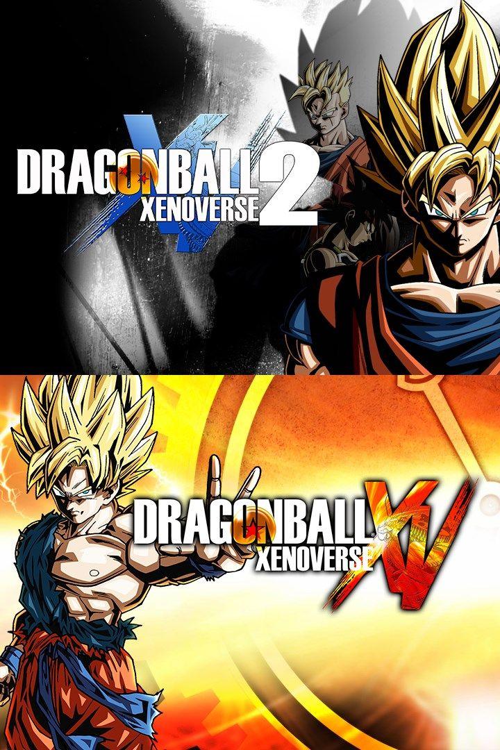 Sélection de jeux en promotion - Ex: Jeu Dragon Ball Xenoverse 1 and 2 sur Xbox (Dématérialisé)