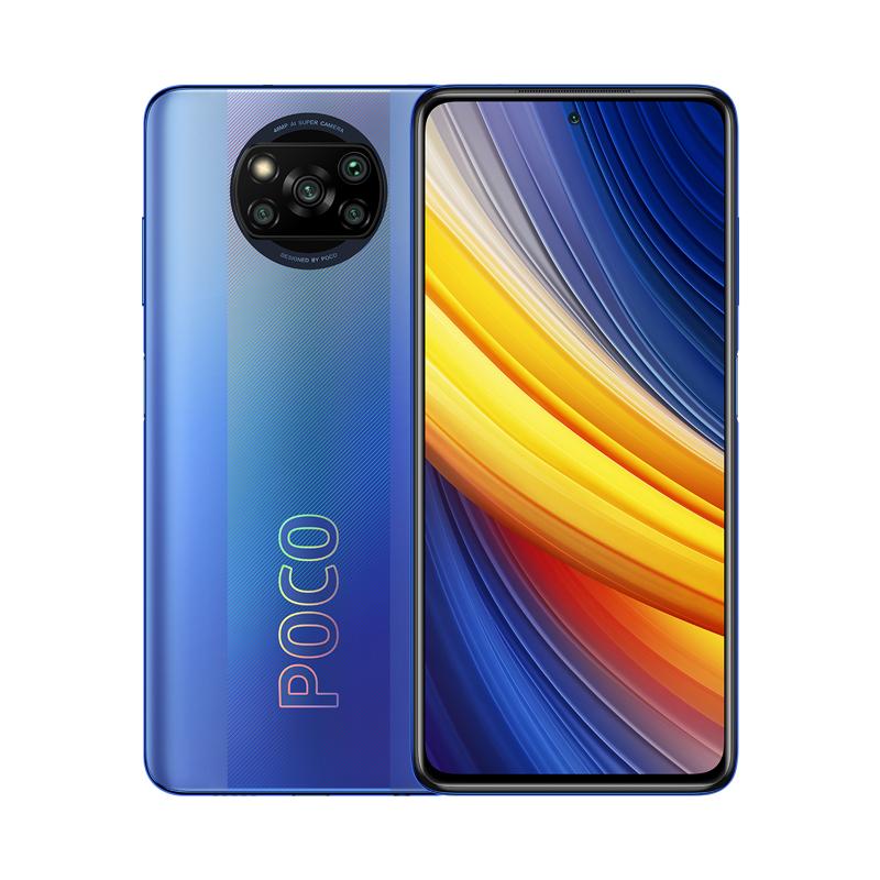 """[Précommande] Smartphone 6.67"""" Xiaomi Poco X3 Pro -120 Hz, 6 Go, 128 Go + Ecouteur Mi Earphones / Version 8Go, 256Go à 224€ (po.co)"""