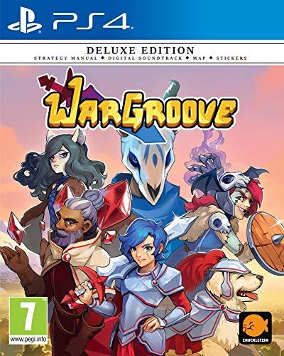 Wargroove - Édition Deluxe sur PS4 (vendeur tiers)