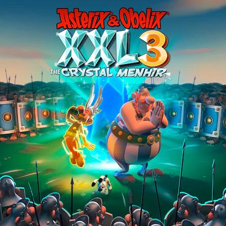 Astérix & Obélix XXL 3 : le Menhir de Cristal sur Nintendo Switch (Dématérialisé)