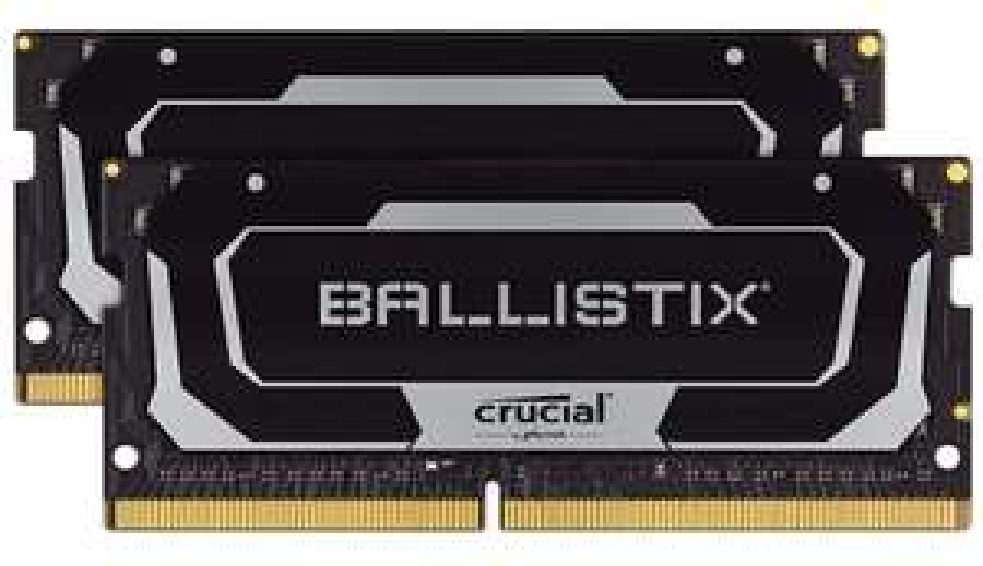 Kit de RAM Crucial Ballistix TM DDR4-3200 CL16 - 16 Go (2x8) SO-DIMM