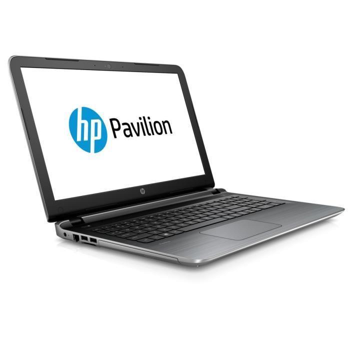 """PC Portable HP Pavilion 15"""" 15-ab250nf - Intel i5-4210U, 4 Go de Ram, 1 To + 111.99€ en bon d'achat"""