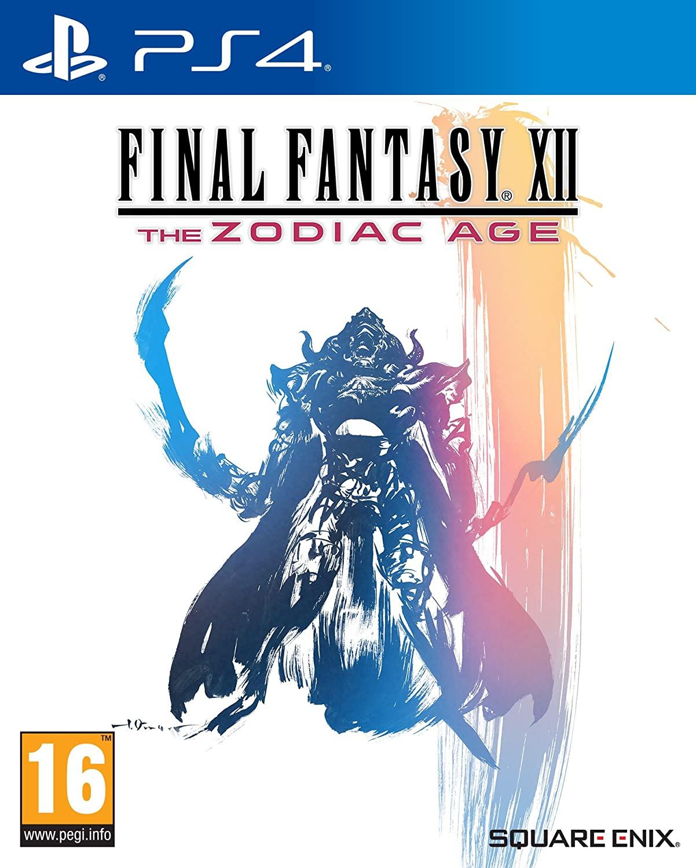 Sélection de jeux vidéo en promotion - Ex : Final Fantasy XII The Zodiac Age sur PS4