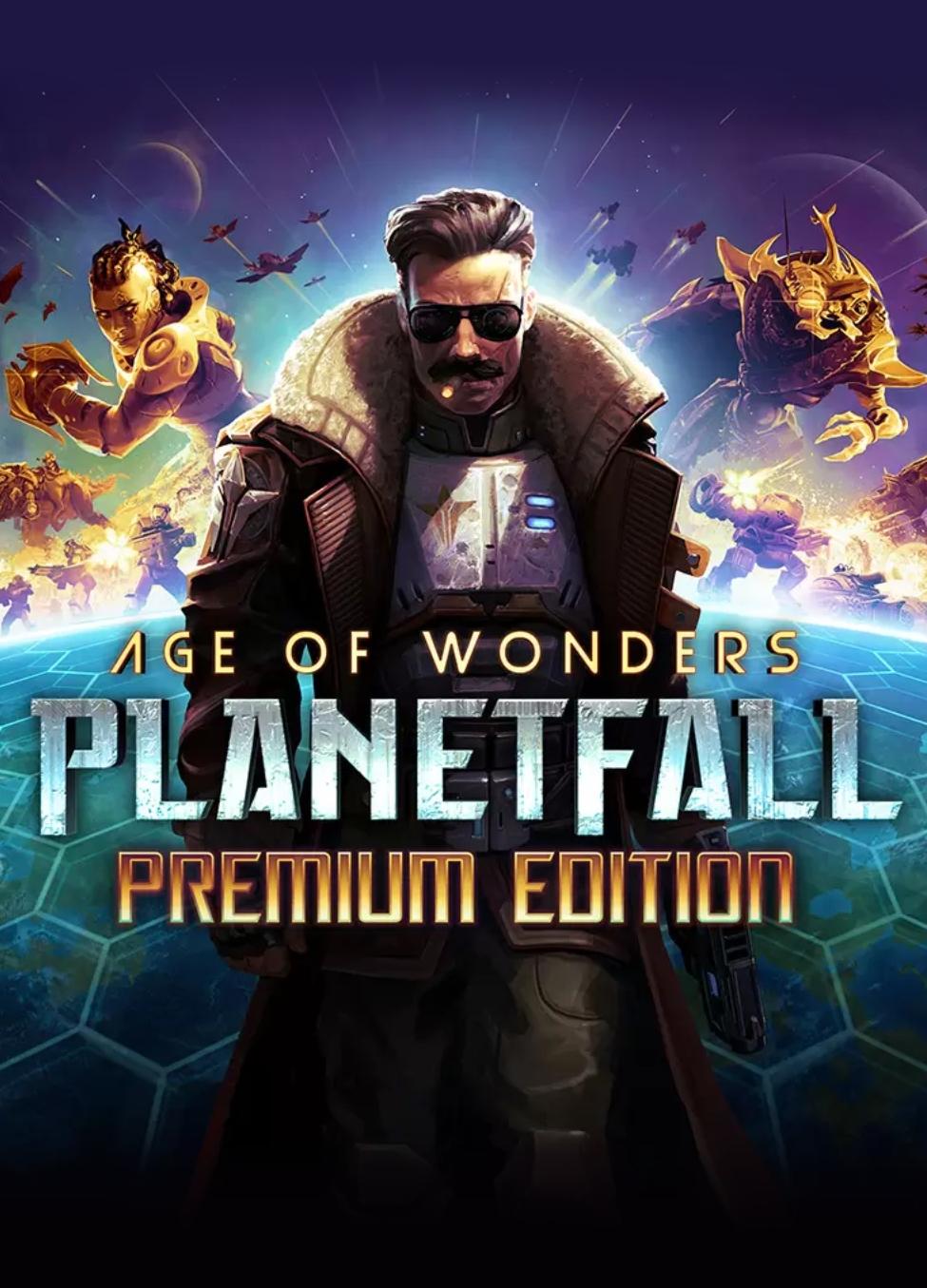 Age Of Wonders : Planetfall Premium Edition sur PC (Dématérialisé - Steam)