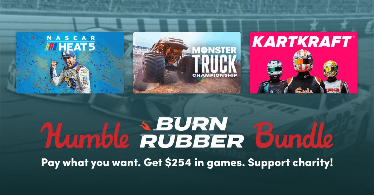 Humble Burn Rubber Bundle - Absolute Drift à partir d'un euro (Dématérialisé - Steam)