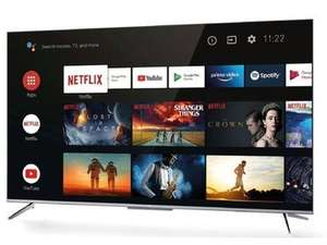 """TV 43"""" TCL 43P716 - 4K UHD, HDR, 3x HDMI, Android TV (via ODR 36€)"""