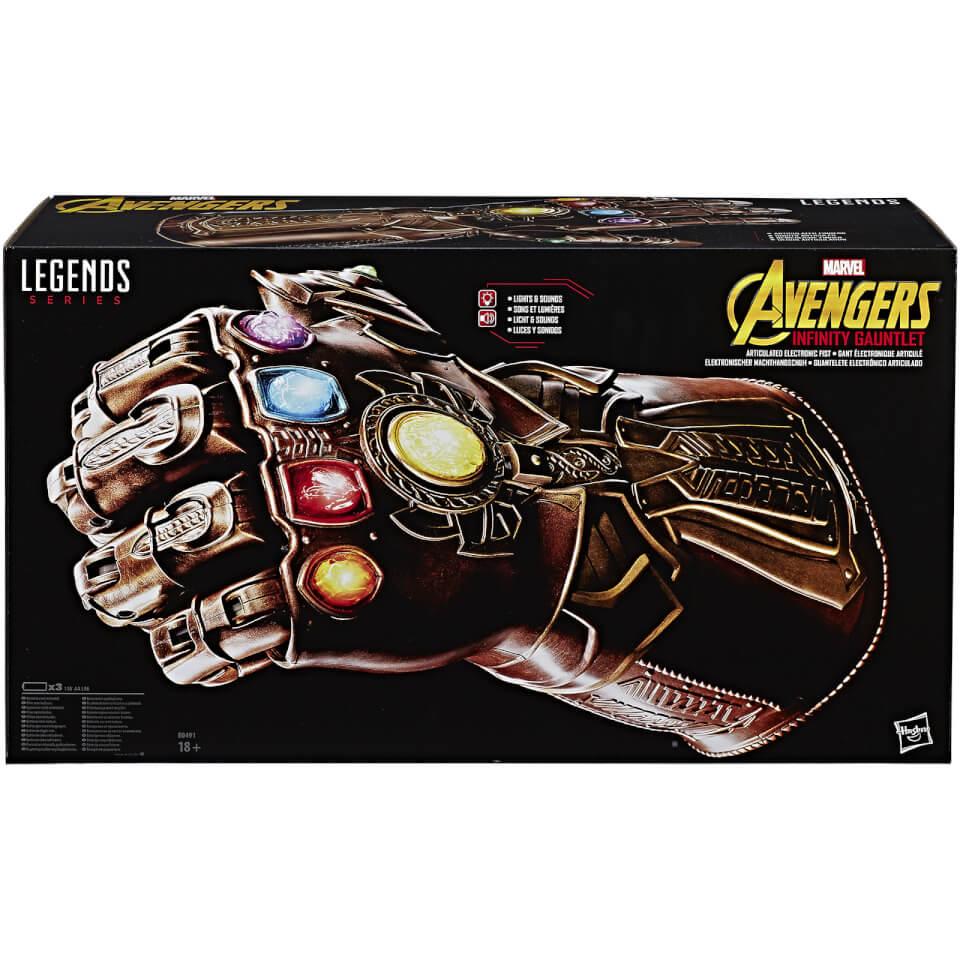 Réplique du Gant de l'Infini Avengers Infinity War