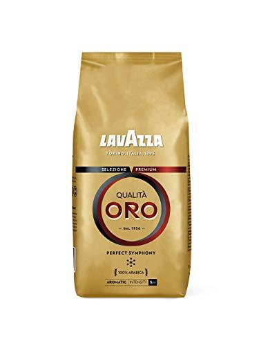 Café en Grains Qualita Oro Lavazza - 1Kg