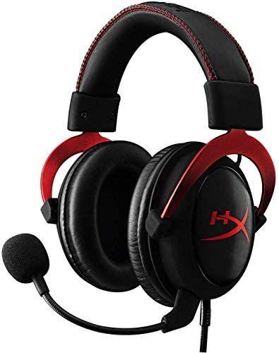 Casque audio Hyper X Cloud II KHX-HSCP-RD - Rouge