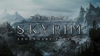 The Elder Scrolls V : Skyrim - Legendary Edition sur PC (Dématérialisé - Steam)