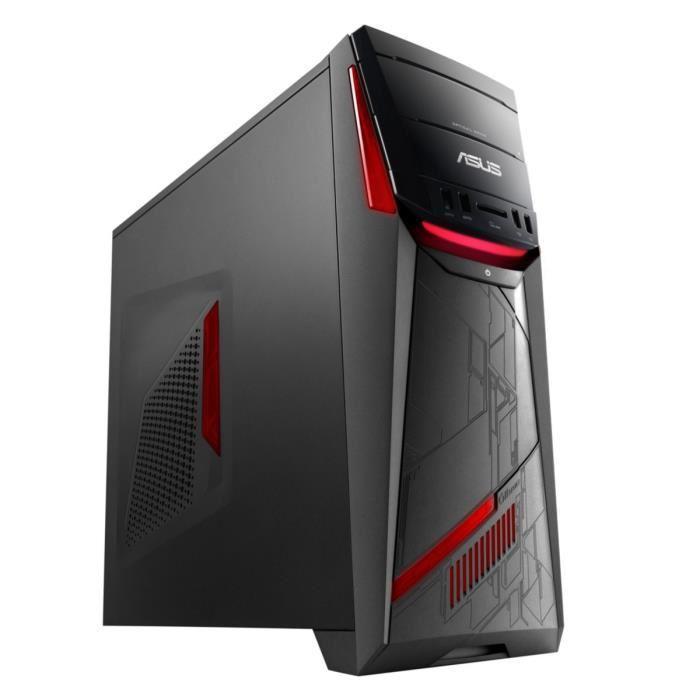 PC Gamer Asus G11CD-FR029T : i7-6700, 8 Go RAM, 256 Go SSD + 1 To HDD, GTX 970