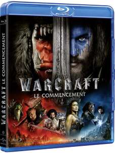 Blu-ray Warcraft : Le Commencement