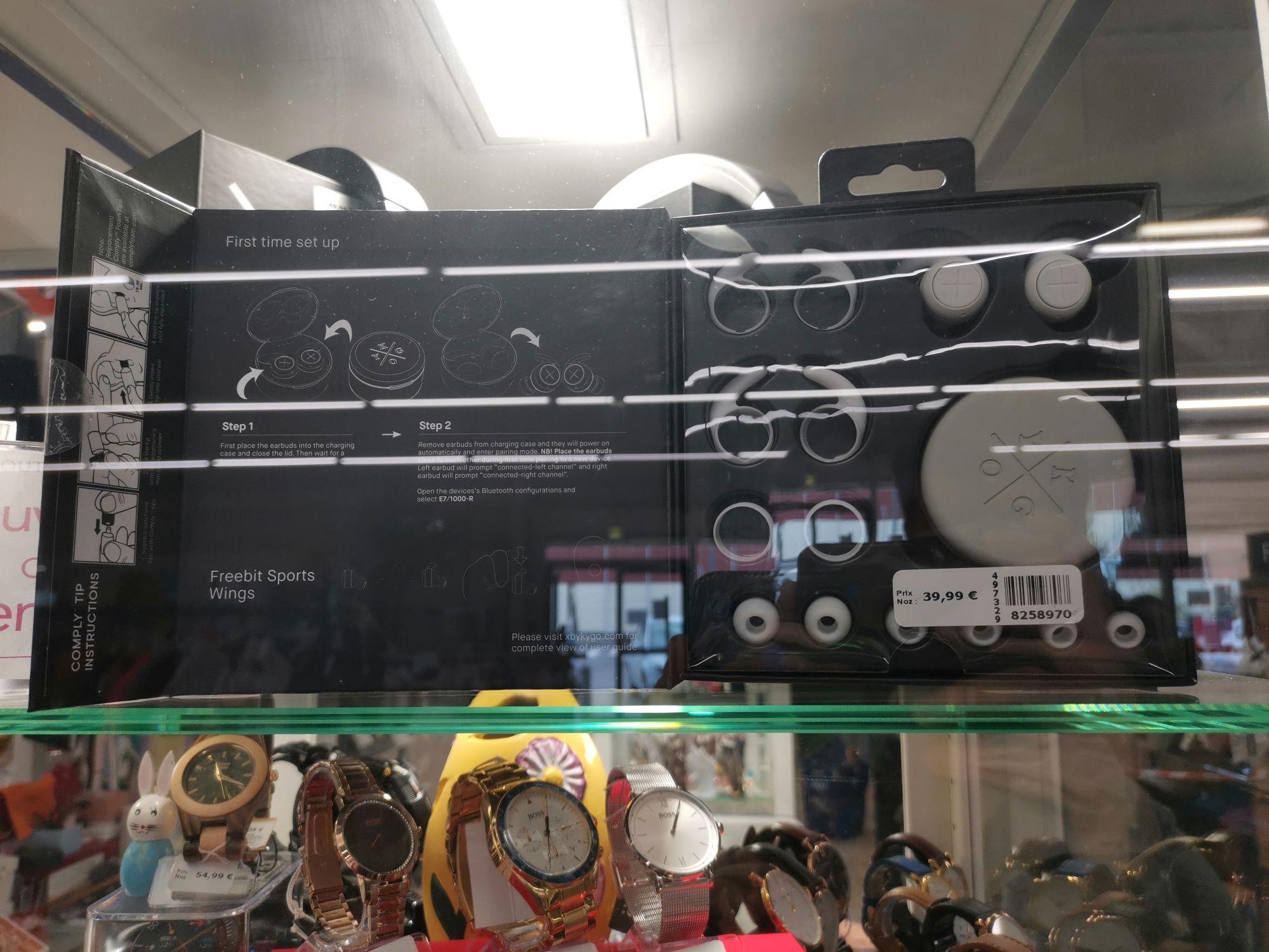 Ecouteurs sans-fil true wireless Kygo E7/900 (Chambly 60)