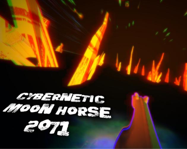 Jeu Cybernetic Moon Horse 2071 gratuit sur PC, Mac & Linux (Dématérialisé - DRM-Free)