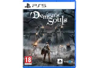 Demon's Souls sur PS5 (Frontaliers Belgique)