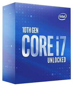 Processeur Intel Core i7-10700K - 3.8 GHz, Mode Turbo à 5.1 GHz