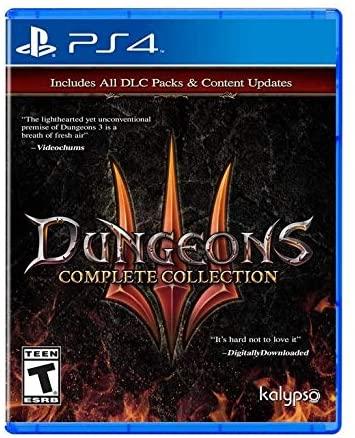 Jeu Dungeons 3 - Complete Collection sur PS4