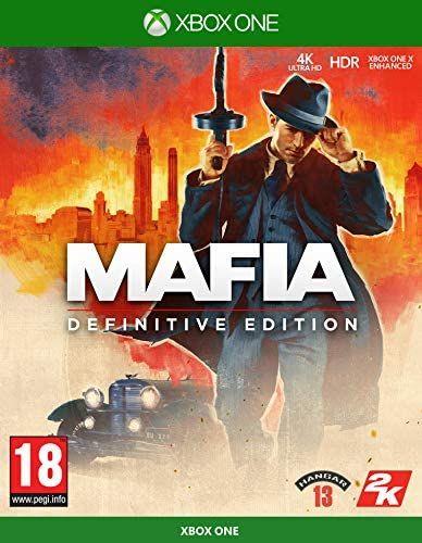 Mafia : Definitive Edition sur Xbox One
