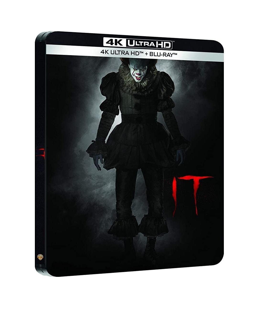 Blu-ray Ça - 4K Ultra HD + Digital HD