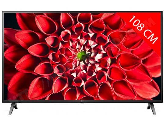 """TV 43"""" LG 43UN71006LB - 4K UHD"""