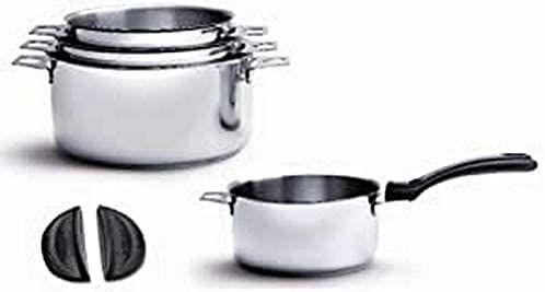 Sélection d'articles en promotion - Ex : Batterie de cuisine De Buyer 3491.04 - Ø 14/16/18/20 cm