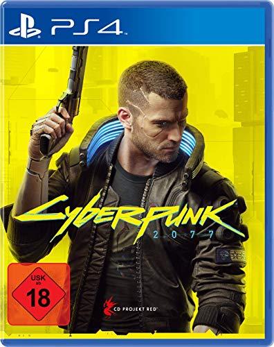 Jeu Cyberpunk 2077 sur PS4 - Import Allemand, Occasion
