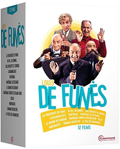 Coffret DVD Louis de Funès - 12 films