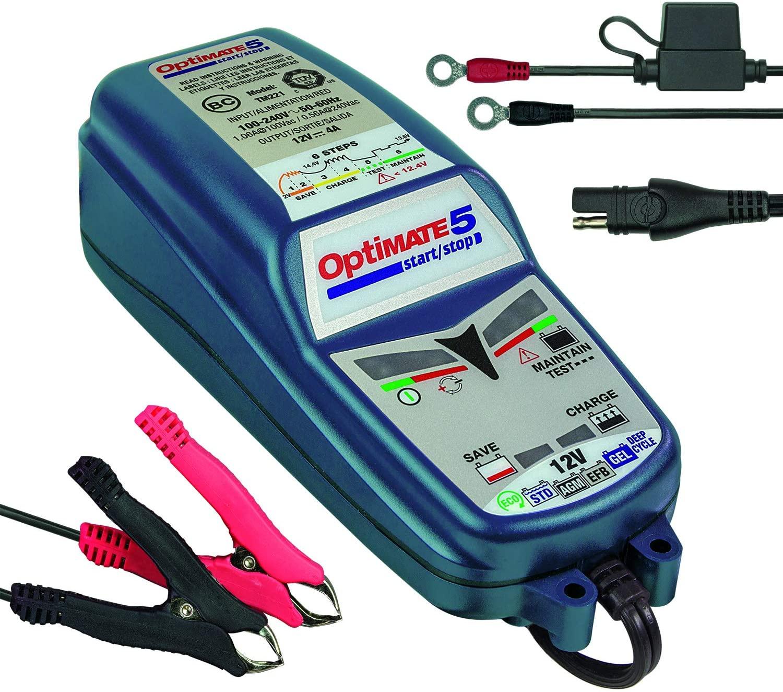 Chargeur Batterie Moto Optimate 5 TM-220-A4